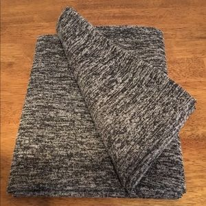 Infinity scarf in warm winter weight. NWOT.